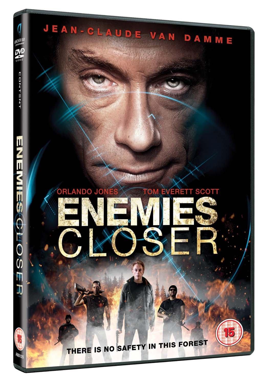 Enemies Closer (DVD)