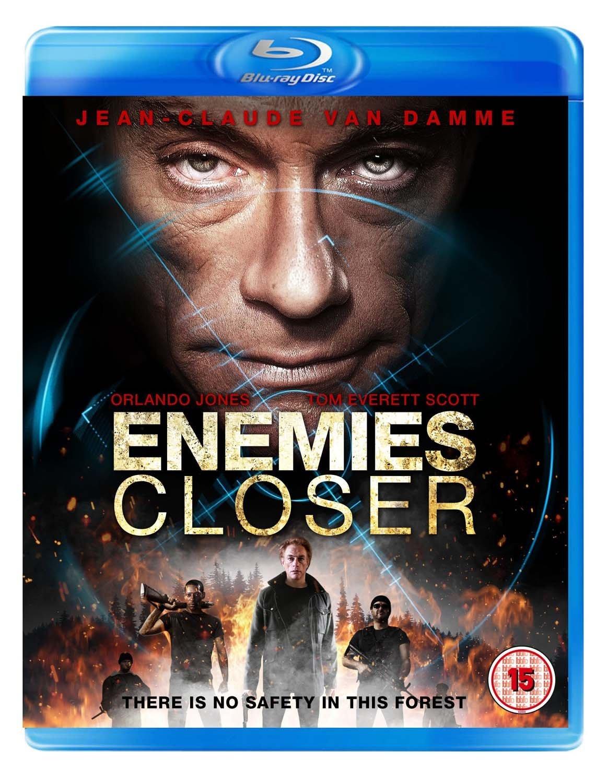 Enemies Closer (Blu-ray)