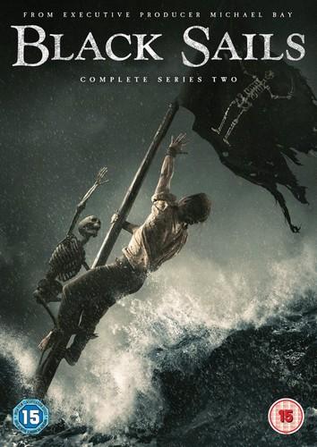 Black Sails - Season 2 (DVD)