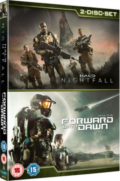 Halo 4: Forward Unto Dawn/Halo: Nightfall Double Pack (DVD)