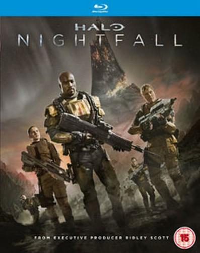 Halo: Nightfall (Blu-ray)