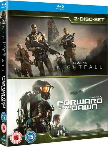 Halo 4: Forward Unto Dawn/Halo: Nightfall Double Pack (Blu-ray)