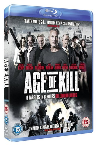 Age of Kill (Blu-ray)