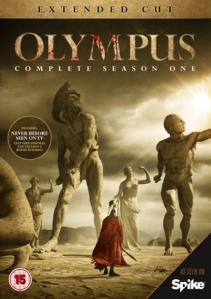 Olympus Season 1 (DVD)