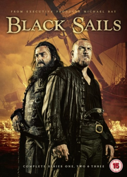 Black Sails Season 1-3 (DVD)
