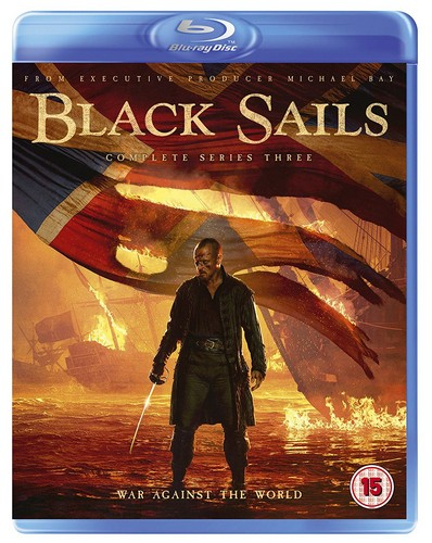 Black Sails Season 3 [Blu-ray]