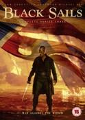 Black Sails Season 3 (DVD)