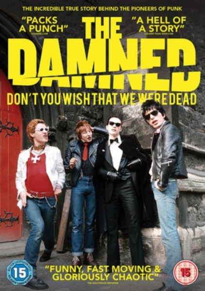 The Damned: Don'T You Wish That We Were Dead (DVD)