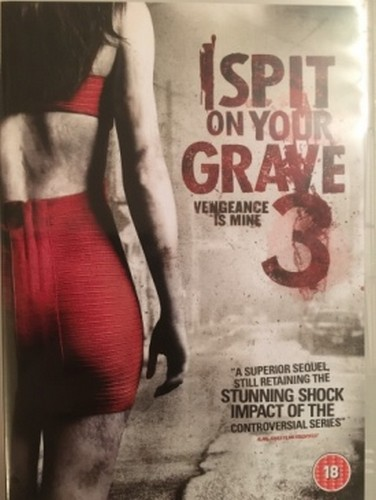 I Spit On Your Grave 3 - Clean (DVD)