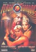 Flash Gordon - The Movie (DVD)