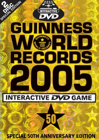 Guinness World Records 2005 [50Th Anniversary Edition] (DVD)