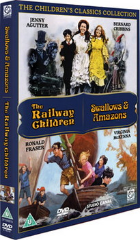 The Railway Children / Swallows And Amazons - Classic Childrens Films (Two Films) (DVD)