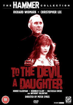 To The Devil A Daughter (DVD)
