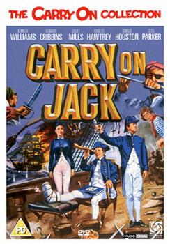 Carry On Jack (Wide Screen) (DVD)