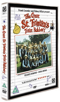 Great St Trinians Train Robbery (DVD)