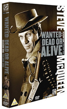 Wanted Dead Or Alive Vol. 1 (DVD)