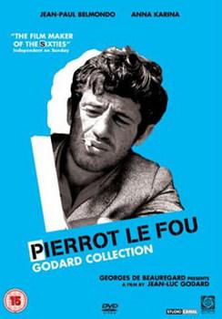 Pierrot Le Fou (DVD)