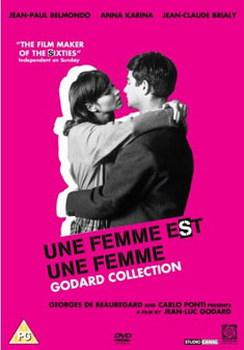 Une Femme Est Une Femme (DVD)
