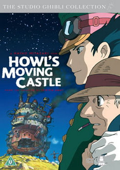 Howls Moving Castle (One Disc Edition) (Studio Ghibli Collection) (DVD)