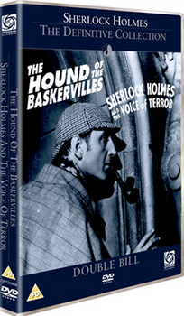 Sherlock Holmes: The Hound Of The Baskervilles/Voice Of Terror (1942) (DVD)