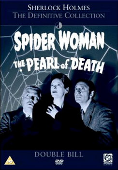 Sherlock Holmes: The Spider Woman/The Pearl Of Death (1944) (DVD)