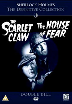 Sherlock Holmes: The Scarlet Claw/The House Of Fear (1945) (DVD)