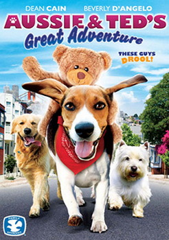 Aussie And Ted'S Great Adventure (DVD)
