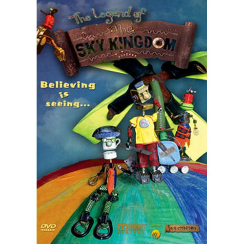 Legend Of The Sky Kingdom (DVD)