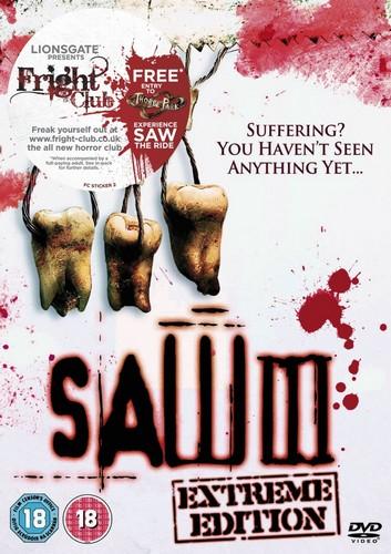Saw Iii (3) (DVD)