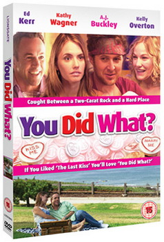 You Did What? (DVD)
