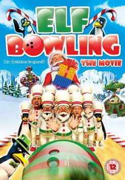 Elf Bowling - The Movie: The Great North Pole Elf Strike (DVD)