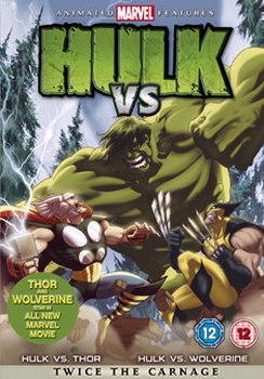 Hulk Vs Wolverine Vs Thor (DVD)
