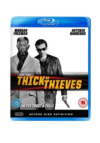 Thick As Thieves (Blu-Ray)