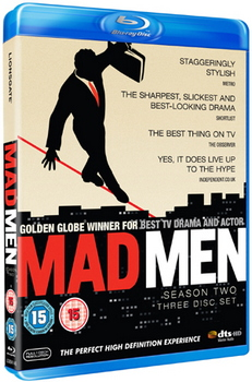 Mad Men - Season 2 (Blu-Ray)