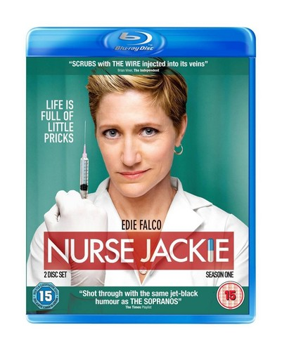 Nurse Jackie - Season 1 (Blu-ray)