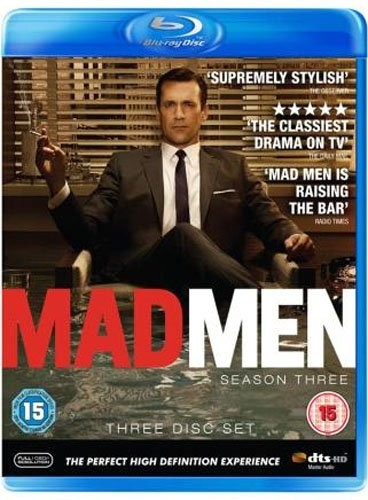 Mad Men - Season 3 (Blu-Ray)
