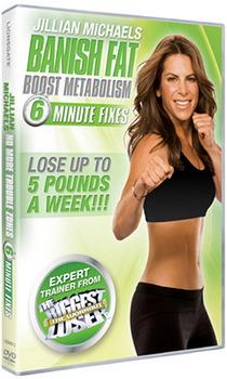 Jillian Michaels - Banish Fat  Boost Metabolism (DVD)