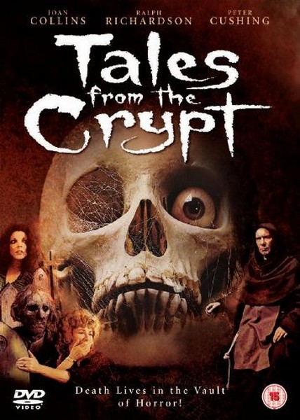 Tales From The Crypt (1972) (DVD)
