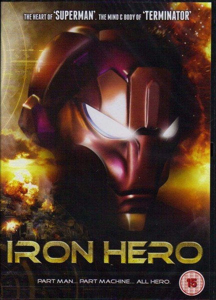 Iron Hero (DVD)