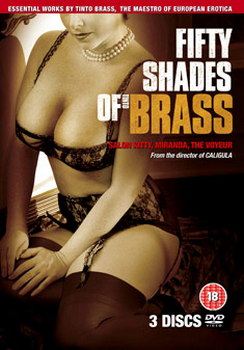 Fifty Shades Of Brass - Salon Kitty / Miranda / The Voyeur (DVD)