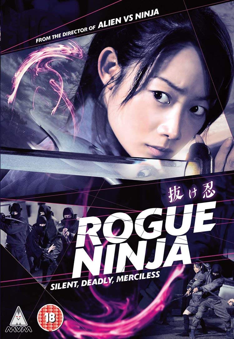 Rogue Ninja (DVD)