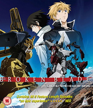 Broken Blade Collection (Blu-Ray)