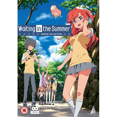 Waiting In The Summer Collection (DVD)