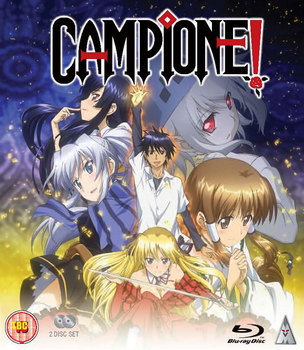 Campione!: Collection (DVD)
