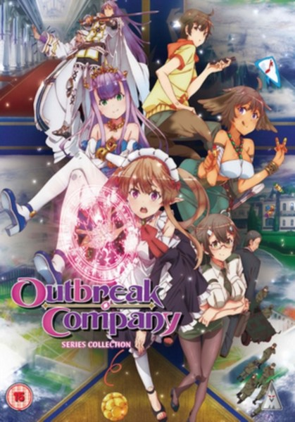 Outbreak Company Collection (DVD)