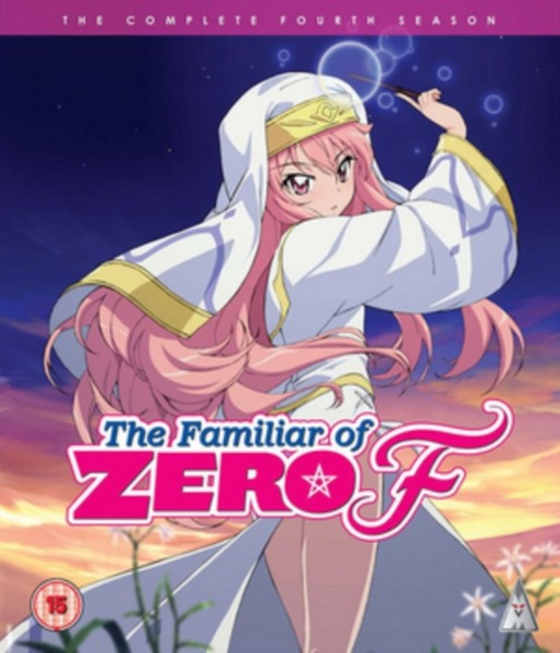 The Familiar Of Zero: Series 4 Collection [Blu-ray]