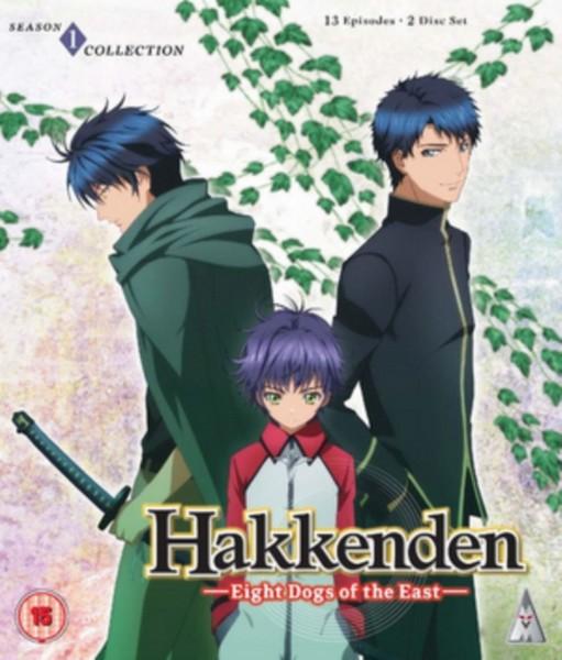 Hakkenden - Eight Dogs Of The East: Season 1 [Blu-ray]