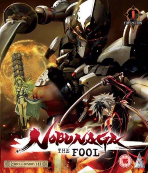 Nobunaga The Fool: Part 1 [Blu-ray] (Blu-ray)