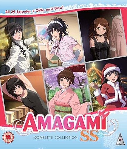 Amagami SS Collection  (Blu-ray)