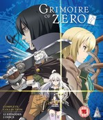 Grimoire of Zero Collection - Standard Edition BLU-RAY